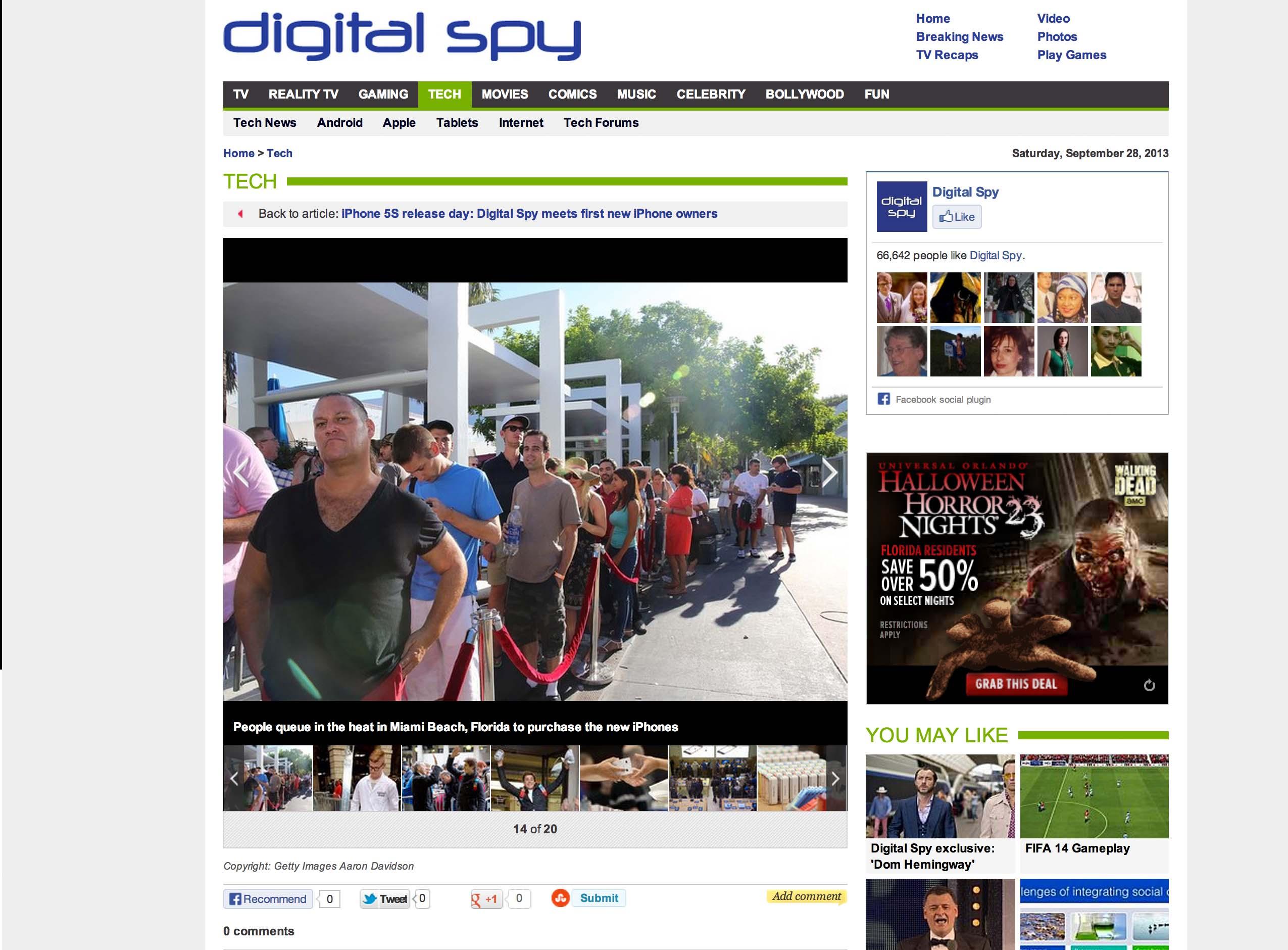 Australia's Digital Spy