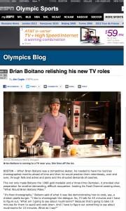 Brian Boitano ESPN Miami