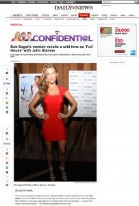 Nina Agdal New York Daily News Miami