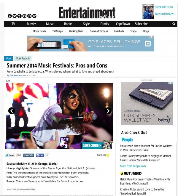 MIA Entertainment Weekley  Miami