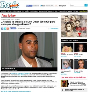 Don Omar People EN Espanol Miami