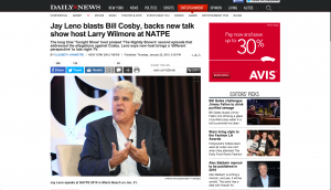 Jay Leno New York  Daily News