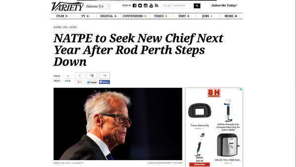 Robert Perth Variety