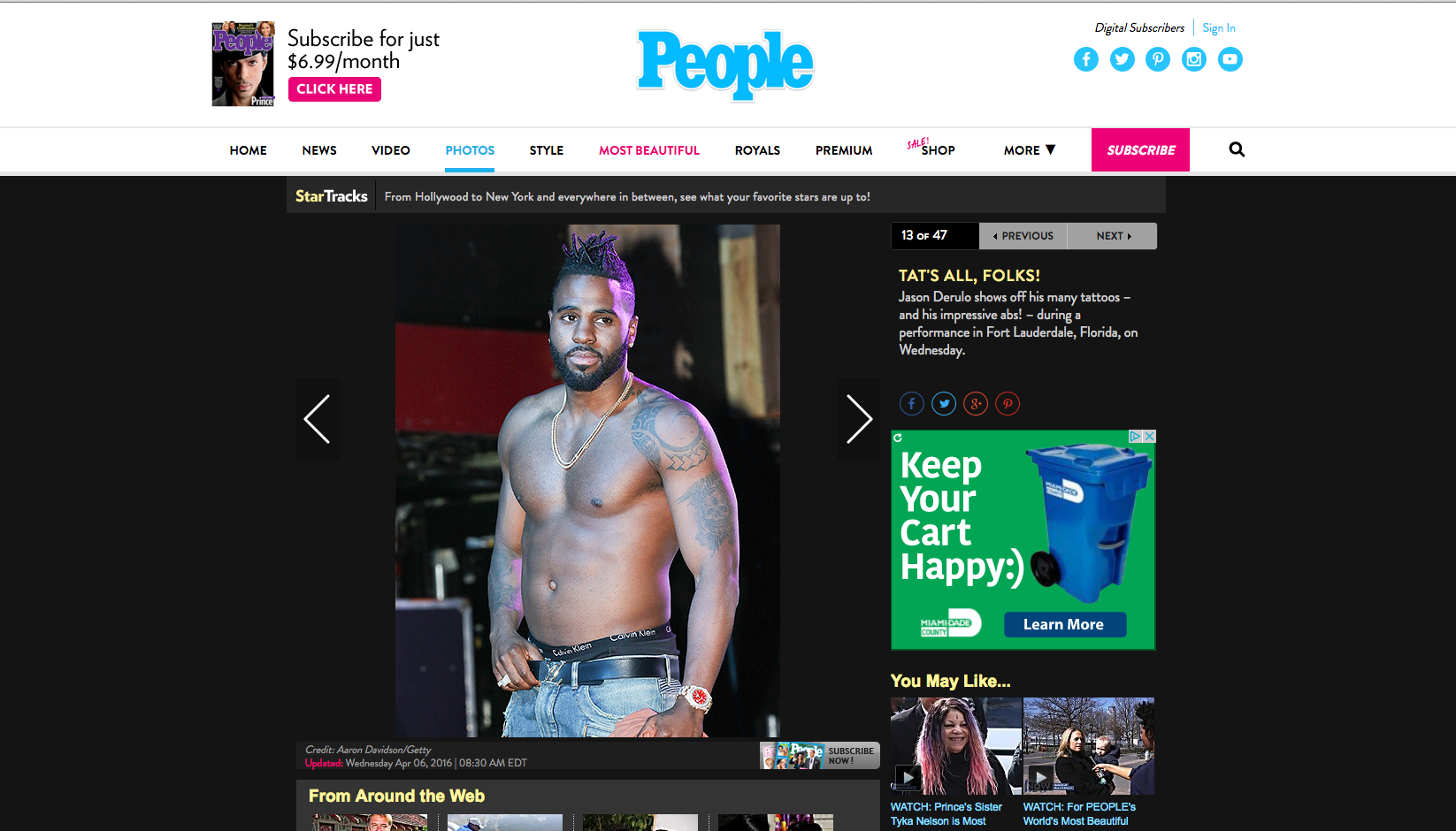 Jason Derulo People