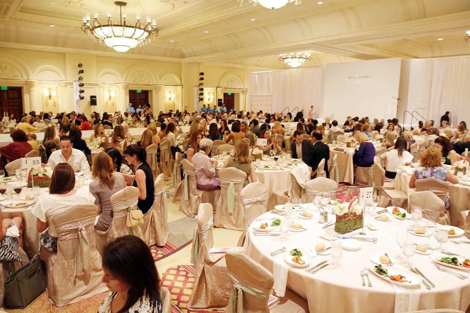 Big Brother Big Sisters Annual Miracle Luncheon