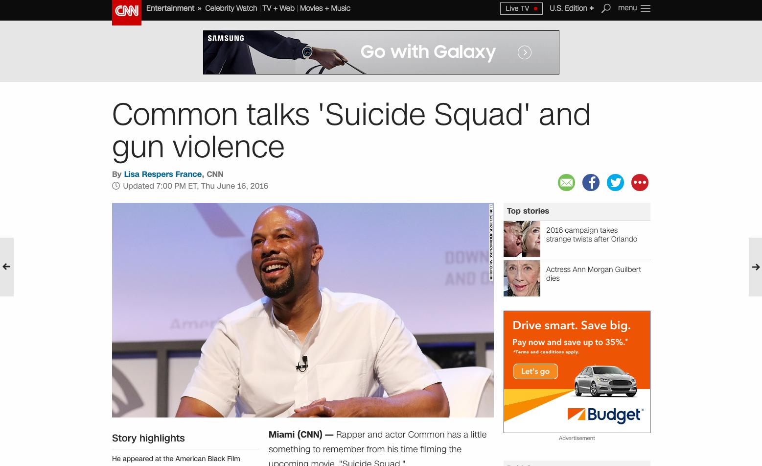 Common CNN