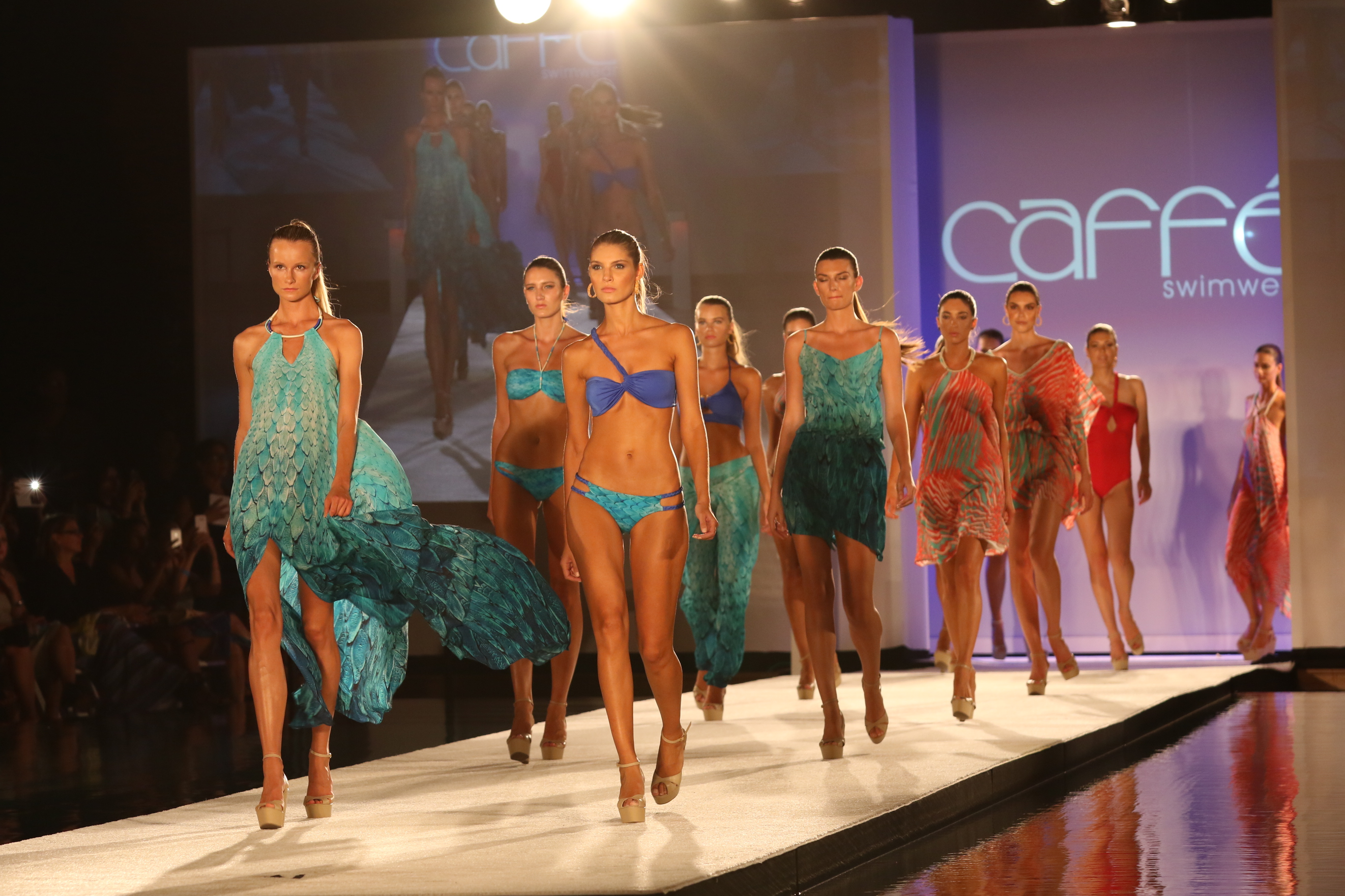 Caffe Swimwear at Miami Swim Week