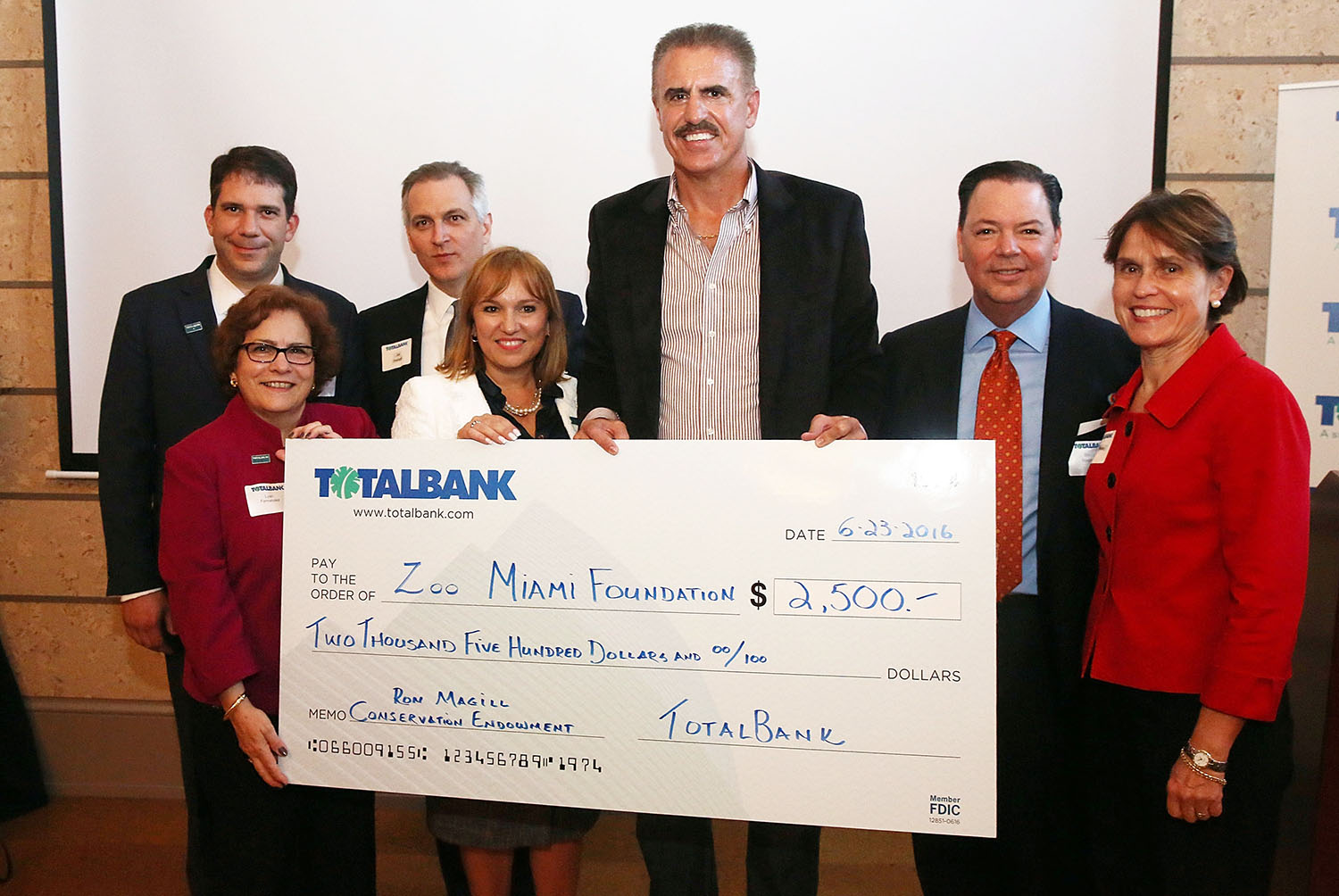 TotalBank  Corporate Event