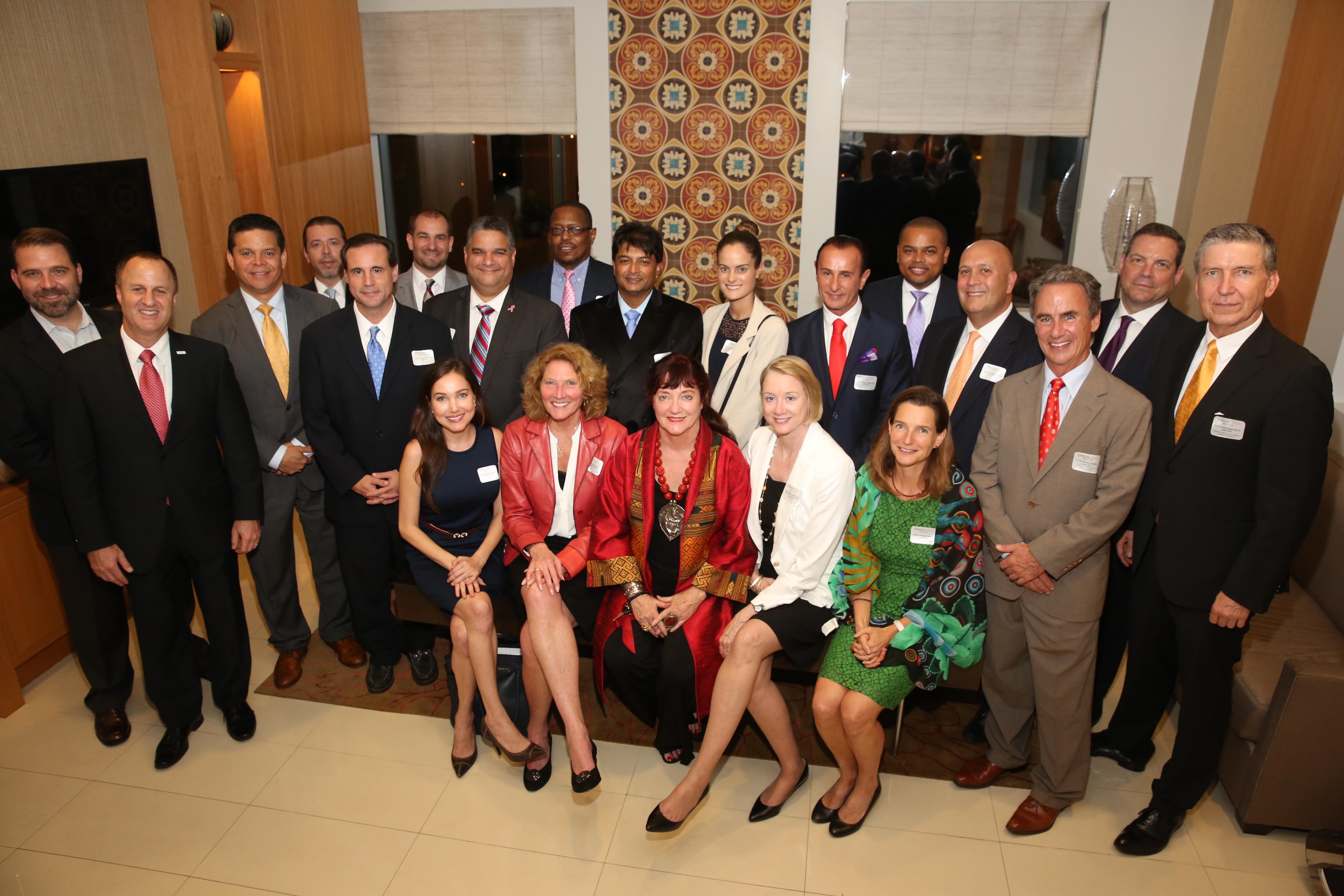 Gibraltar Private Bank Executive Team
