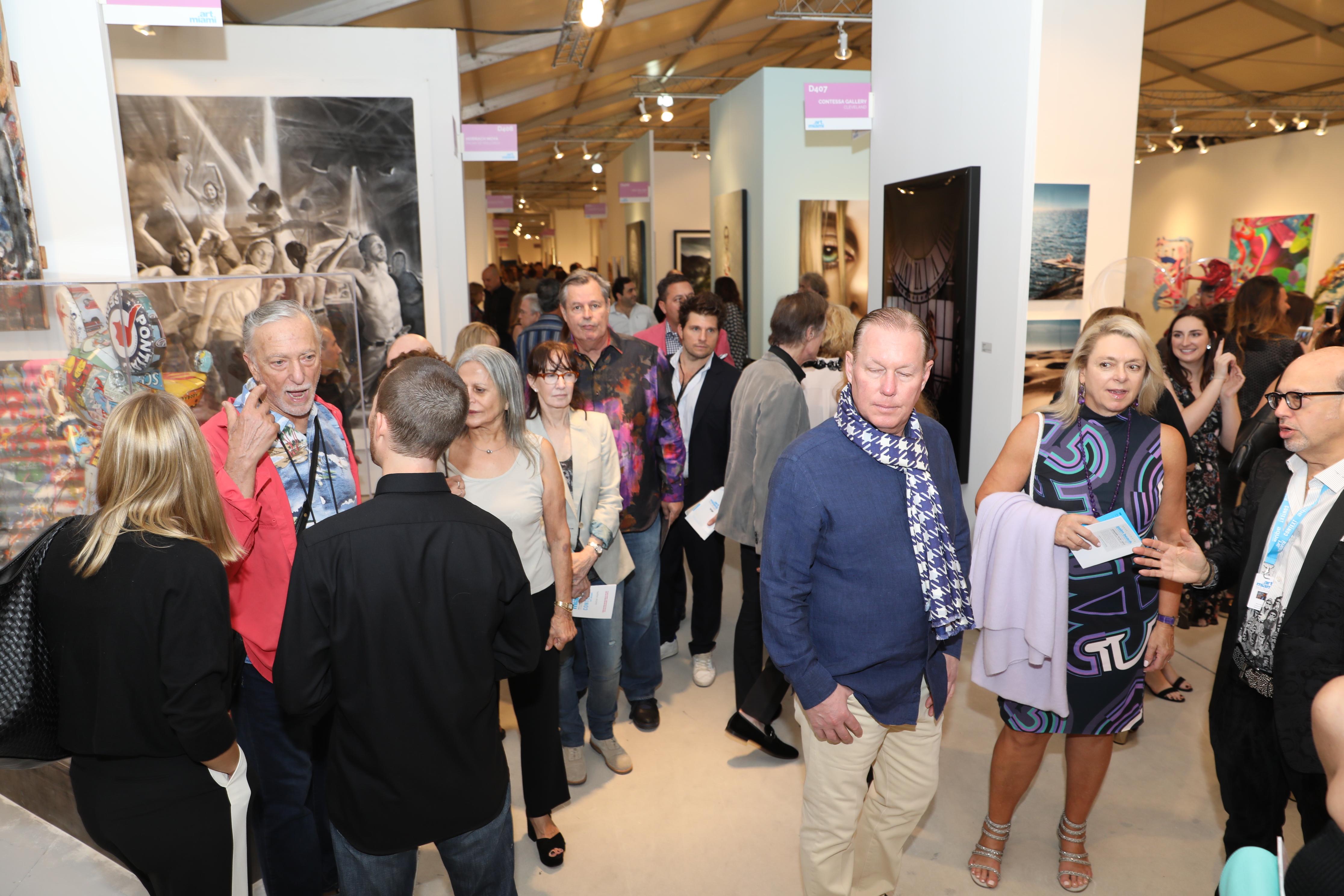 Art Miami VIP Opening