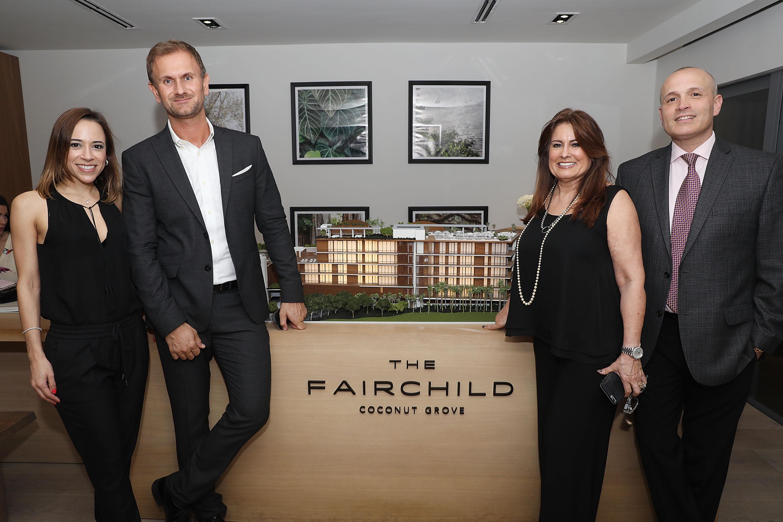 The Fairchild Sales Team
